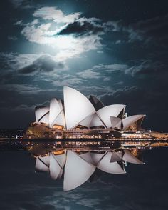 Stunning Australian Night & Cityscapes by Patrick Koong #inspiration #photography