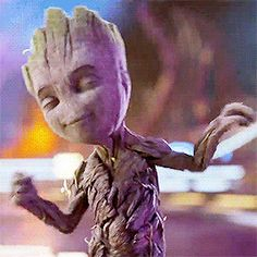 Can I just say I liked adult groot more ? idk how to say this idk he was just cuter or sum Well not cuter obvi Marvel Fan, Marvel Avengers, Marvel Comics, Marvel Universe, Gardians Of The Galaxy, Groot Guardians, Marvel Memes, Marvel Characters, Photos