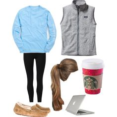 """Studying for Finals"" by prepontherun on Polyvore"
