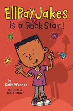 EllRay Jakes is a Rock Star Roman, disponible en anglais.