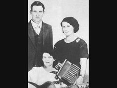The Carter Family- Hello Stranger- Woody Guthrie performed all of their songs. A.P. Carter was a great songwriter, just like Woody, and they influenced all of mid century American cuture