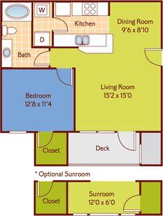 onebedroom auston woods apartments charlotte nc - One Bedroom Apartments Charlotte Nc