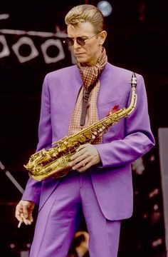 Purple David