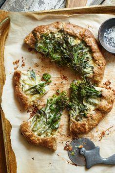 broccoli galette