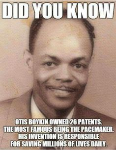 BLACK INVENTORS AND THEIR INVENTIONS!