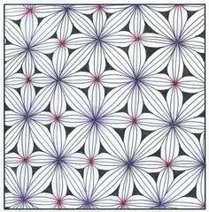 7 Juillet 2016: Fe-ba Zentangle Patterns, Fes, Inktober, Tangled, Doodles, Challenges, Rapunzel, Zentangle, Donut Tower