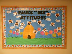 "Calling Her Blessed: Bulletin Board: ""Bee"" Attitudes"