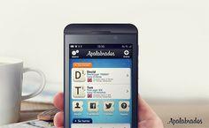 Apalabrados llega a Blackberry 10  http://www.xatakamovil.com/p/42267