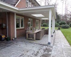 Realisatie riante veranda
