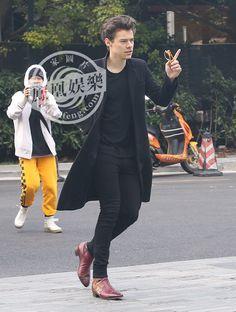 Harry in Shanghai - Nov 19