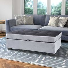 LAD-134-O - Ottomans - Living Room - Products