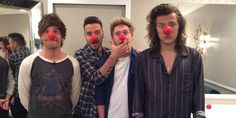 One Direction's Louis Tomlinson & Harry Styles 'can't wait' for WHAT? One Direction Pictures, I Love One Direction, Direction Quotes, Zayn Malik, Niall Horan, Red Nose Day, Star Wars, Liam Payne, Cool Bands