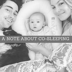 A note about co-sleeping... At DockATot, we take the personal choices of parents very seriously. We understand co-sleeping continues to be a widely debated topic and know that people have passionate beliefs for and against. We respect all points of views.  However, our social media policy is that no parent should ever feel shamed or harassed for a personal decision and we reserve the right to moderate comments that would make parents feel shamed about their personal decisions. There are…