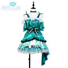 Love Live Cosplay Costume Kira Kira Sensation Kotori Minami Dress Gloves Full Set Cosplay Costume For Women Girls New Arrival  #Affiliate