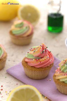Cupcake: piccole delizie da decorare con fantasia, ideali da preparare anche in occasioni speciali come il Carnevale!  [Carnival cupcakes]
