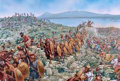 Dennis, Peter (b,1933)- Battle of Esfacteria, 425 AD, Early Peloponnesian War