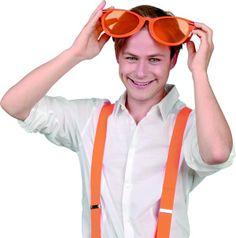 Ja ja, onze eerste Koningsdag komt eraan! Oranje #brillen tijd!