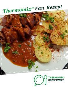 Bauernschaschlik von Erdbeerchen25. Ein Thermomix ® Rezept aus der Kategorie Hauptgerichte mit Fleisch auf www.rezeptwelt.de, der Thermomix ® Community.