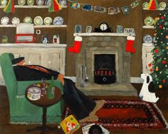 Gary Bunt | Christmas Eve It's Christmas Day tomorrow I wonder what Santa will bring A brush and a comb A red rubber bone And a great big chewy thing