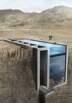 This Viral Cliffside House Is Becoming a Reality — House of the Day