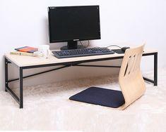 floor desk - Google Search