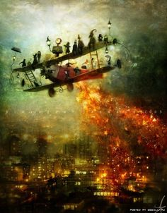 Surrealism and Visionary art: Alexander Jansson