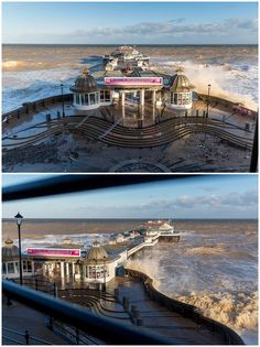 Cromer Storm and Tidal Surge 2013 - Norfolk Event Norfolk England, Cromer, British Seaside, Event Photographer, My Happy Place, The Great Outdoors, Maps, Nostalgia, Coast
