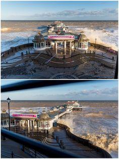 Cromer Storm and Tidal Surge 2013 - Norfolk Event Cromer, British Seaside, Seaside Towns, Event Photographer, Norfolk, The Great Outdoors, Minecraft, Coastal, Nostalgia