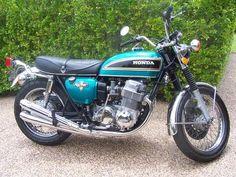 1974 honda 750 four