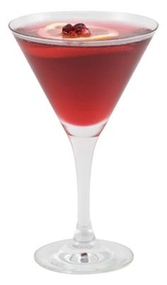 Skinny Pomegranate Cosmo Recipe - Monin