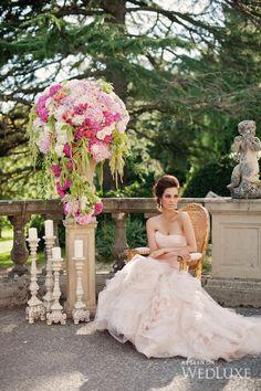 The Secret Garden - WedLuxe Magazine Wedding Show, Wedding Album, Wedding Pics, Wedding Bells, Wedding Gowns, Dream Wedding, Wedding Flowers, Wedding Stuff, Wedding Ideas