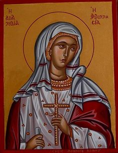 St. Lydia of Philippi - May 20