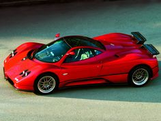 2000 Pagani Zonda C12 S. If you love cars and driving, check out the European driving holiday at www.roguerun.co.uk