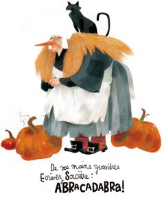 Best witch ever! Annette Marnat