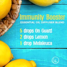 Hey guys! I am really loving this EO diffuser blend right now. With school starting and this weeks' travels, this is the perfect blend right now. Here's the recipe: put 5 drops of On Guard, 2 drops of Lemon and 1 drop of Melaleuca into your favorite diffuser and breath in the goodness! Let me know what you think? www.hyleyhobson.com