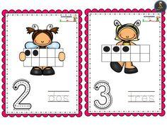 Bonitas tarjetas de números del 0 al 10 – Imagenes Educativas Kids Learning, Comics, Preschool Math Activities, Montessori Activities, Comic Books, Comic Book, Comic, Cartoons, Comic Art