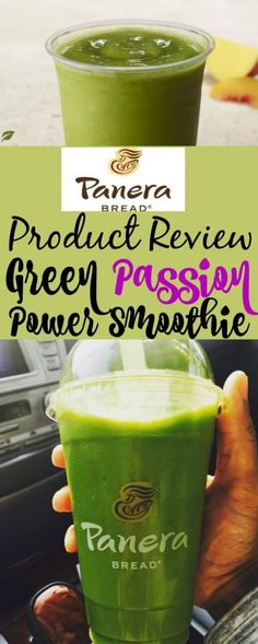 Eating Healthy On Vacation Passion Fruit Smoothie, Power Smoothie, Green Detox Smoothie, Healthy Green Smoothies, Good Smoothies, Smoothie Cleanse, Healthy Drinks, Healthy Foods, Healthy Recipes