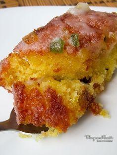 Um bolo maravilhoso para ser servidos nas festas em família ou apenas para comer quando tiver desejo: Bolo de Laranja com Frutas Cristalizadas. Clique aqui.