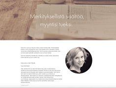 Stoorila, www-sivut. Suunnittelu:  Heidi Sarjanoja/Valokki Design.