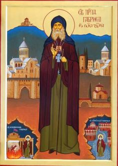 Church Icon, Orthodox Icons, St Michael, Christian Art, Religious Art, Saints, Sketches, Georgia, Painting