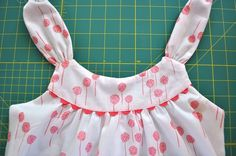 Here Comes The Sundress Tutorial and Free Pattern
