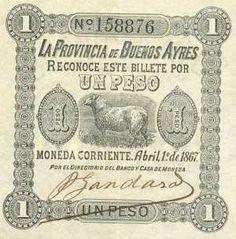Banknotes Peso Moneda Corriente Epoch, Money Clip, 1, Personalized Items, Vintage, Google, Design, Paper, The World