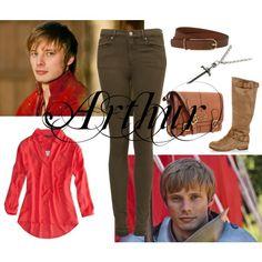 """Arthur"" by k-strautz on Polyvore"