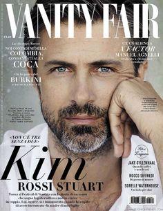 Kim Rossi Stuart para Vanity Fair Italia Agosto 2016