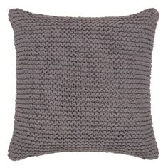 Soften the look of your favourite room with a scattering of knits. These knitted cushions add just enough warmth with the right amount of contemporary. They also go well with a gathering of your favourite fashionista friends.