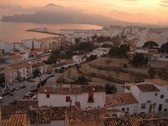 A week eating meals overlooking this exact sight in Altea, Spain. Need to go back! I would appreciate this so much more now than I did when I was 16.