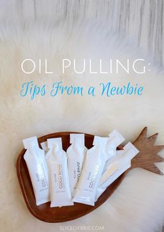 Oil Pulling: Tips From a Newbie