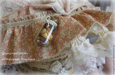 Купить Ванильно-кремовая фея Джульетта - кремовый, бежевый, ванильный, розовый жемчуг, розы