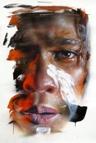 Adnate Paintings   Metro Gallery   Committed to showing important art by prominent established and contemporary artists