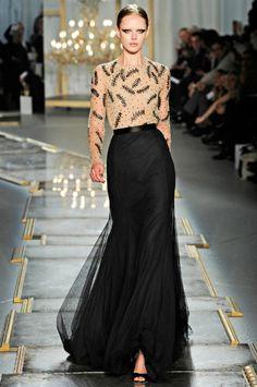 #JasonWu ||FW 2011 #gown #runway